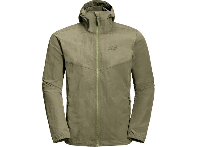 Jack Wolfskin Lakeside Jacket Men khaki